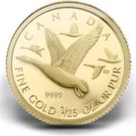 Canada 2011 one25oz Gold