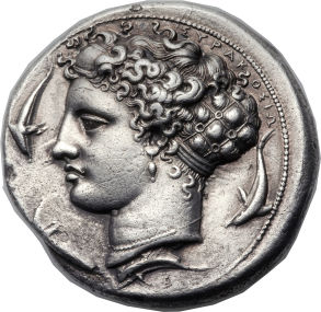 Heritage To Auction A Decadrachm Of Syracuse At NYINC