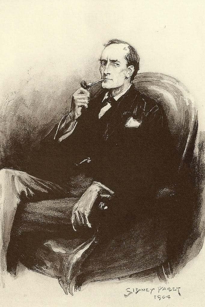 SP Holmes