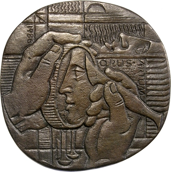 Select Medallic Art of Alex Shagin