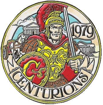 Centurions 2000 Mardi Gras Doubloons