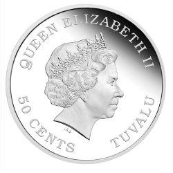 Tuvalu 50 cents