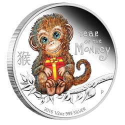 2016 Coins Honoring The Year Of The Monkey