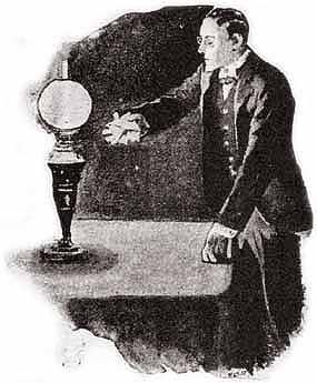 Sidney Paget - The Strand Magazine - November 1891