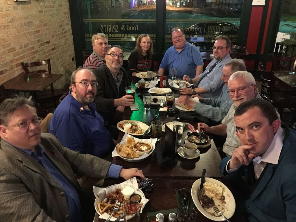Numismatic Friends of Sherlock Holmes Dinner In Dallas A Success!