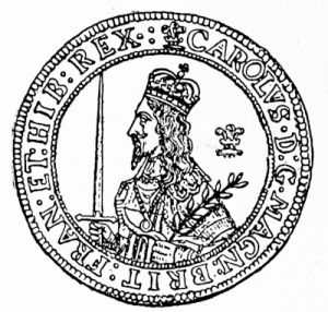 Coinage of King Charles I
