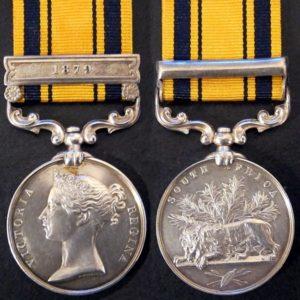 Zulu Waar Medal