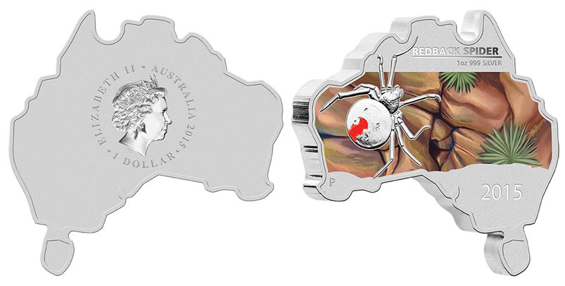 2015-Australian-Map-Shaped-Redback-Spider-Silver-Coin