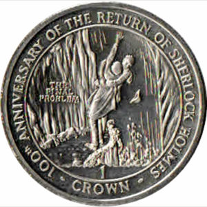 Gibraltar's 1994 The Final Problem Crowns