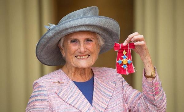 Beryl Vertue, BBC's Sherlock Executive Producer, Honored With CBE