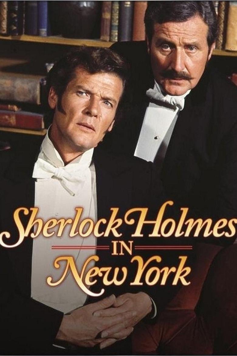 Sherlock Holmes in New York (1976)