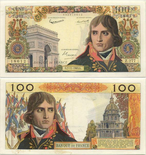 napoleon-100-francs-banknote