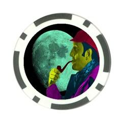 Sherlockian Poker Chips