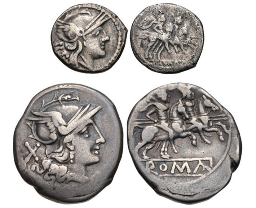 Classical Numismatic Group Sells 2 Coins From ACD Collection