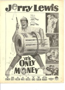 jerry-lewis-its-only-money-poster