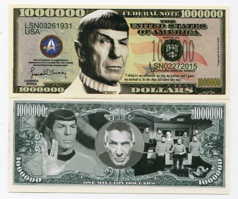 spock-million-dollars