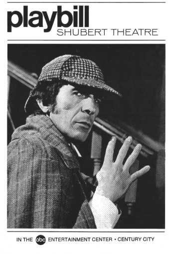Faces of Holmes: Leonard Nimoy