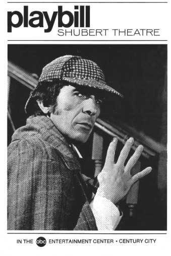 Faces of Holmes: Leonard Nimoy