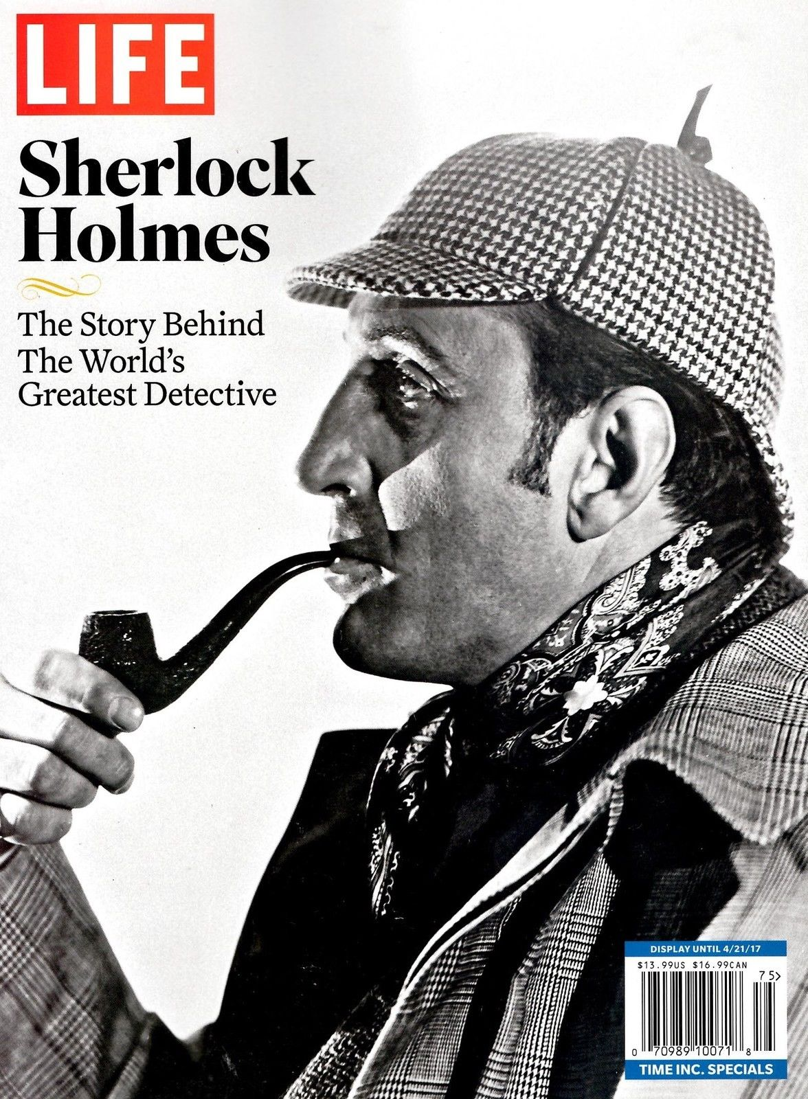 Sherlock Holmes, Life Magazine and a Token