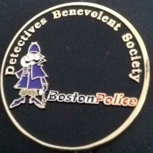 The Boston Police Detectives Benevolent Society Challenge Coin