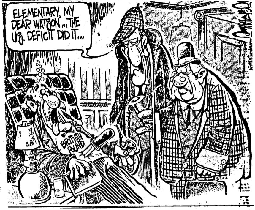 The U.S. Deficit Did It (1984)