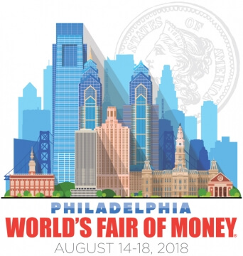 Numismatic Friends of Sherlock Holmes Dinner in Philly on August 15