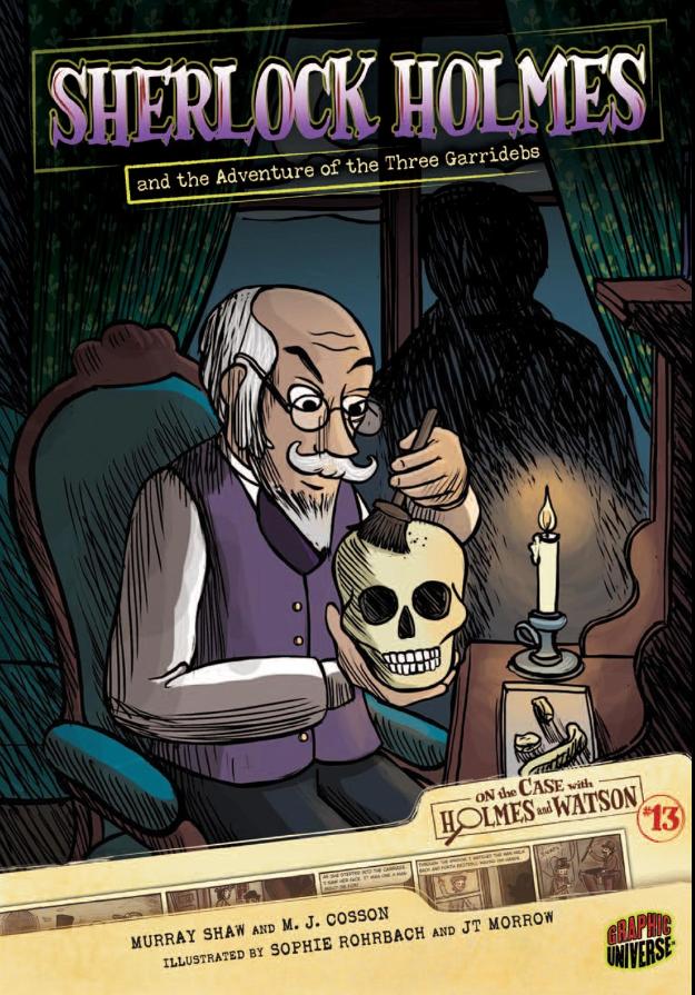 A Graphic Novel Version of 3GAR