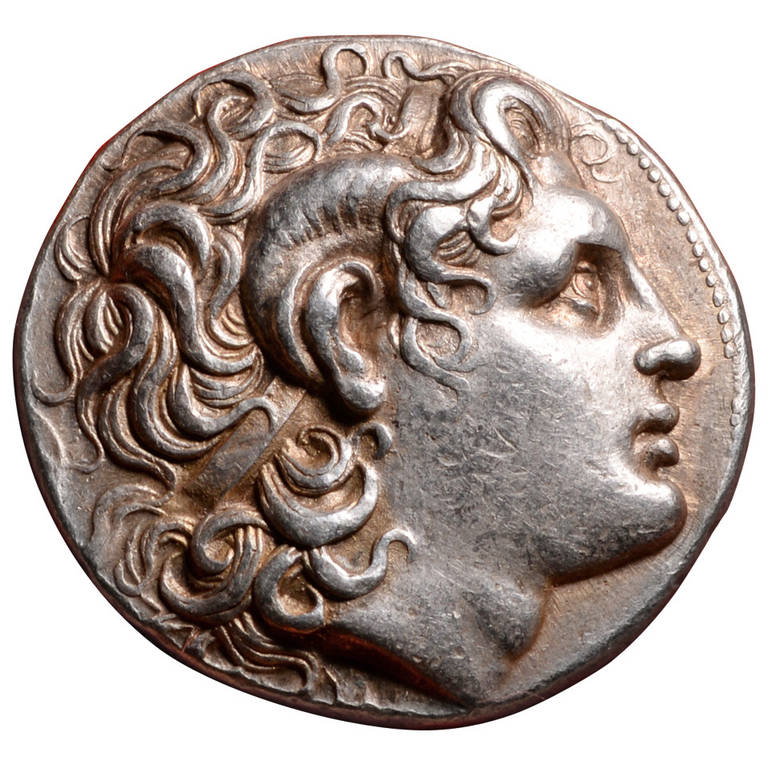 The Ancient Greek Coins Stolen By Le Chevalier in Elementary's The Leviathan Episode