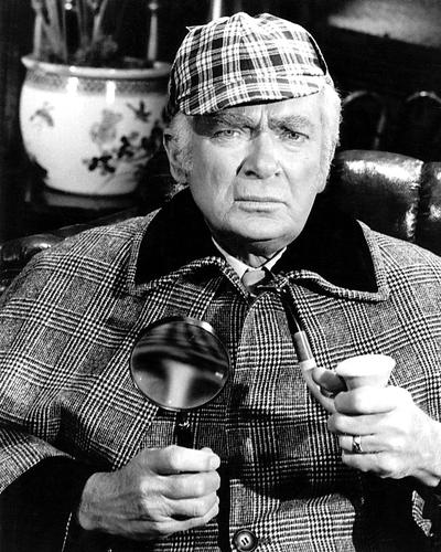 Faces of Holmes: Buddy Ebsen