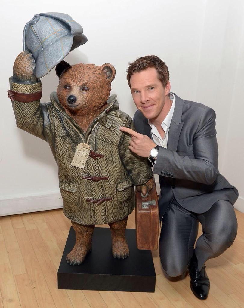 Paddington Bear & Sherlock Holmes
