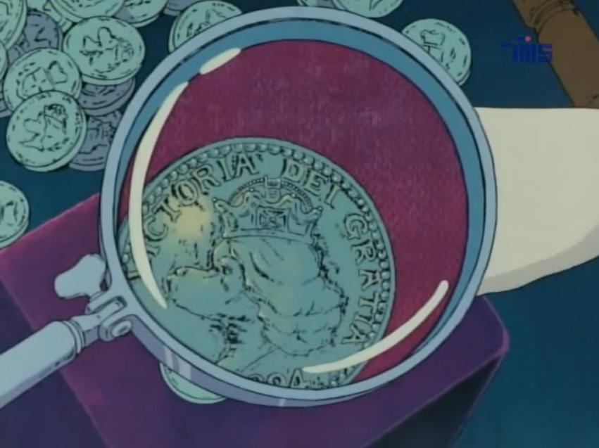 Sherlock Hound – A Small Client (1984)