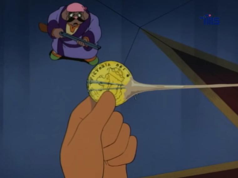 Sherlock Hound – The Sovereign Gold Coins (1985)