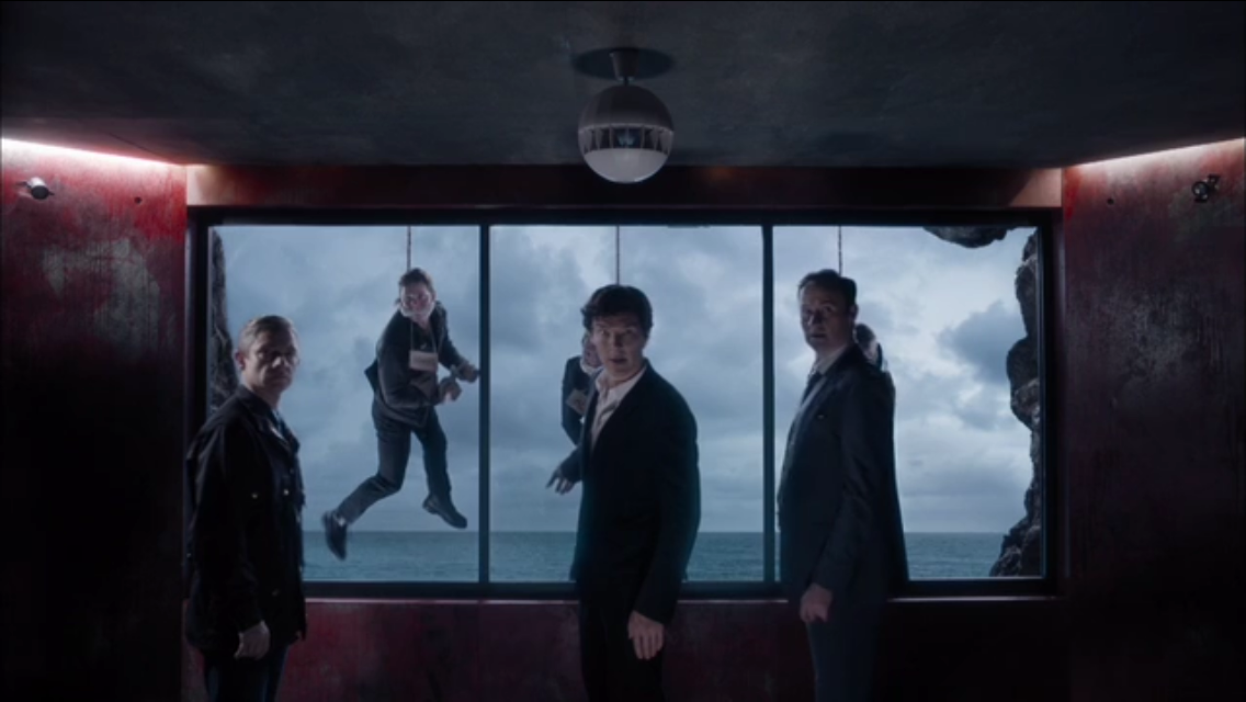 Transcript of 3GAR Segment of Sherlock's The Final Problem Episode