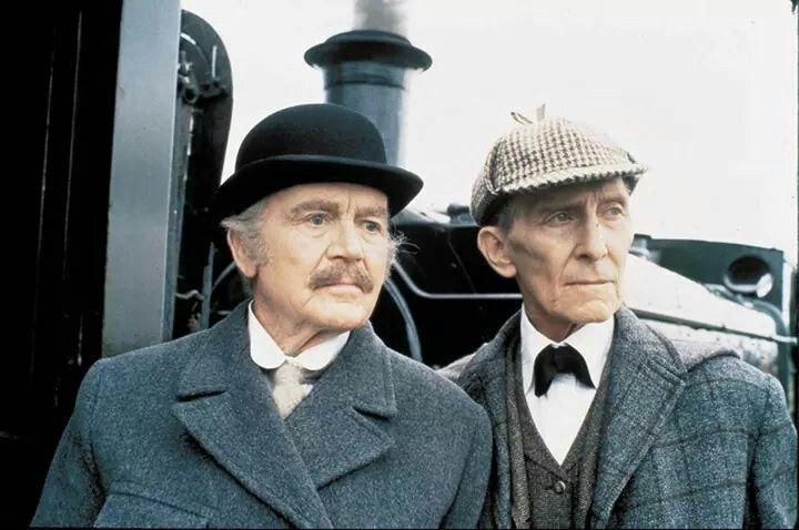 Faces of Watson: Sir John Mills