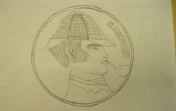 A Sherlockian Hobo Nickel Design for ANA's National Coin Week Challenge