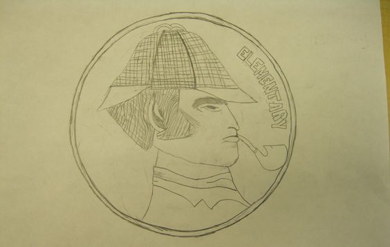A Sherlockian Hobo Nickel Design for ANA's National Coin Week Challenge