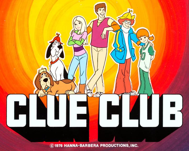 Clue Club – The Paper Shaper Caper (August 14, 1976)