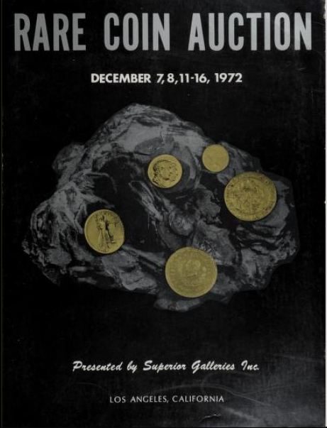 Some 1970's Auction Appearances of ACD Collection Coins