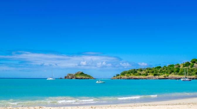 It's Antigua! Come on Pretty Mama!