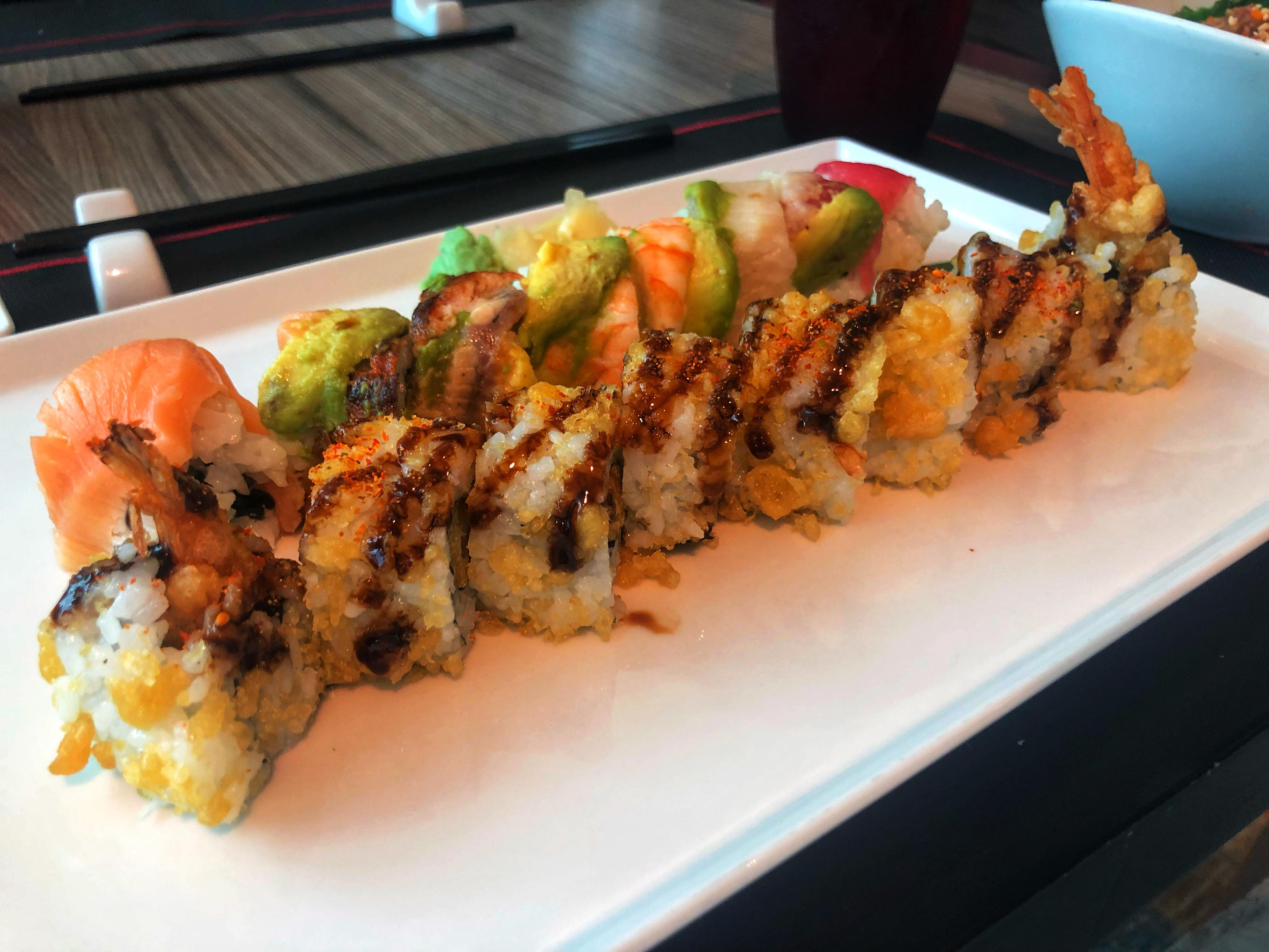 Izumi Lunch Review-Vision OTS