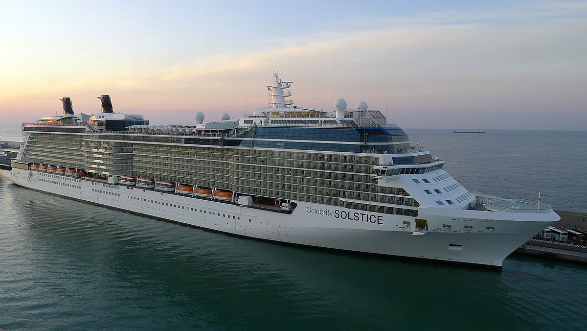Why you should try the Celebrity Solstice