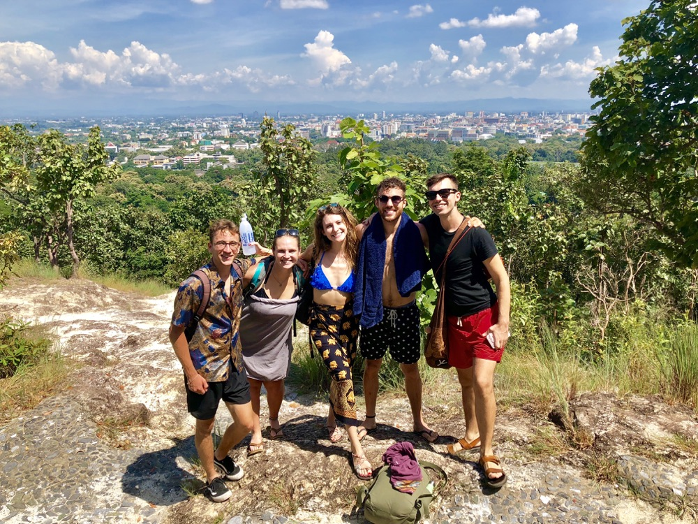 Placement Year International - Paid Teaching in Thailand