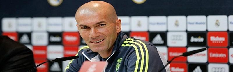 Rueda de prensa de Zinedine Zidane previa al partido ante el Granada CF