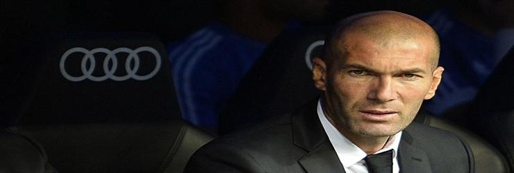 Zinedine Zidane nuevo entrenador del Real Madrid