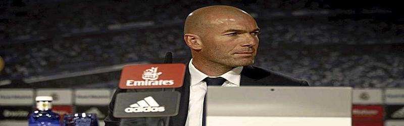 Rueda de prensa de Zinedine Zidane tras el partido ante el Granada CF