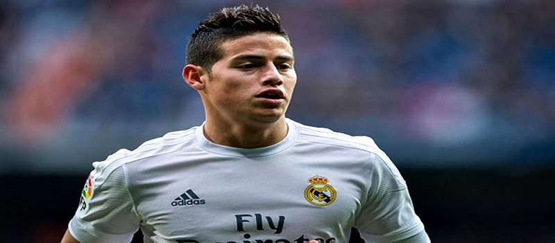 James, jugador polémica. Su historia en el Real Madrid