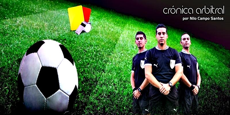 CRÓNICA ARBITRAL   FC Barcelona vs Real Madrid   LaLiga   Jornada 10