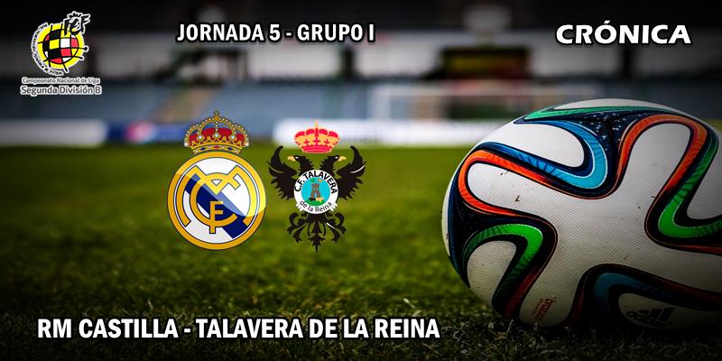CRÓNICA   Campuzano da al Castilla la primera victoria en casa: RM Castilla 2 – 0 Talavera