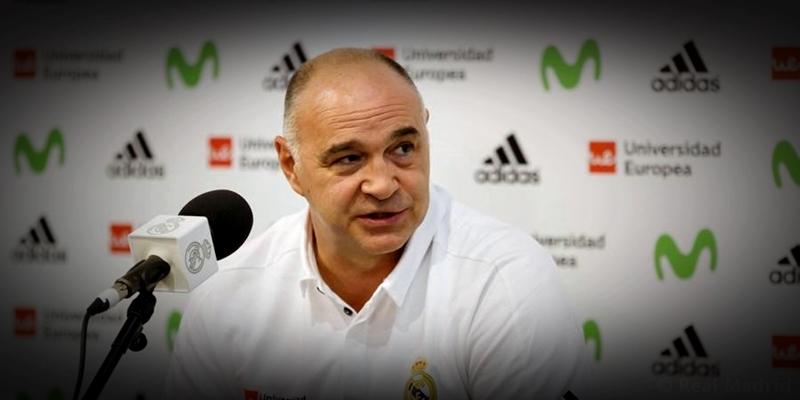 VÍDEO | Rueda de prensa de Pablo Laso tras el cuarto partido ante Kirolbet Baskonia