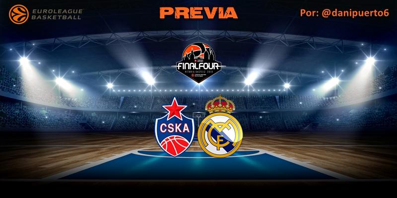 PREVIA | CSKA Moscú vs Real Madrid | Euroleague | Final Four | Semifinal